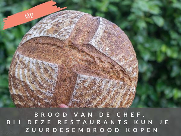 restaurant bakkerij zuurdesembrood kopen