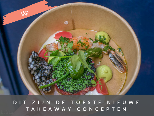 Takeaway restaurant Amsterdam