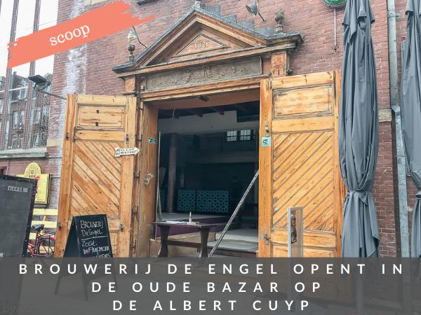 Brouwerij De Engel Amsterdam de Pijp