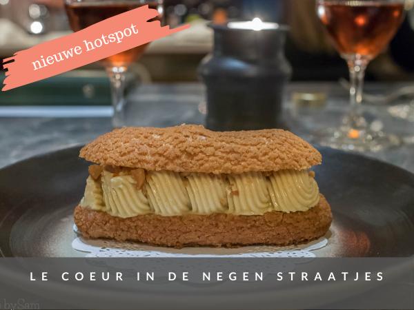 Le Coeur Amsterdam restaurant tip
