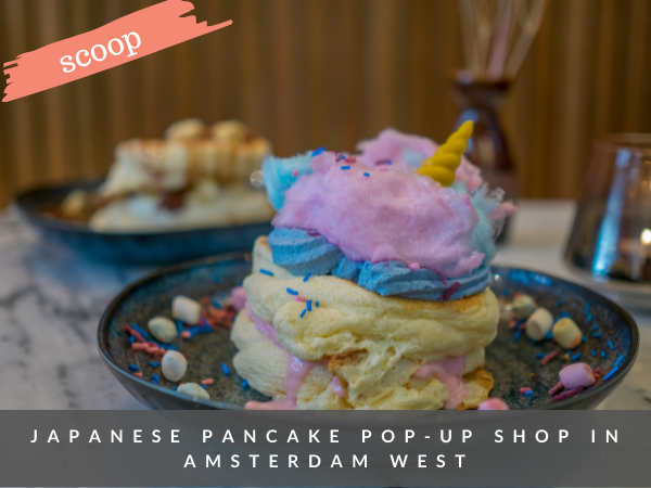 Molly's Arena Pop-up Japanse pancakes