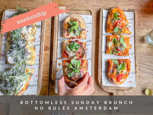 No Rules Bottomless brunch